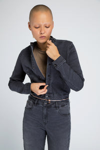 MOONWALKER - Jumpsuit, 2 in 1, Jacket + Denim